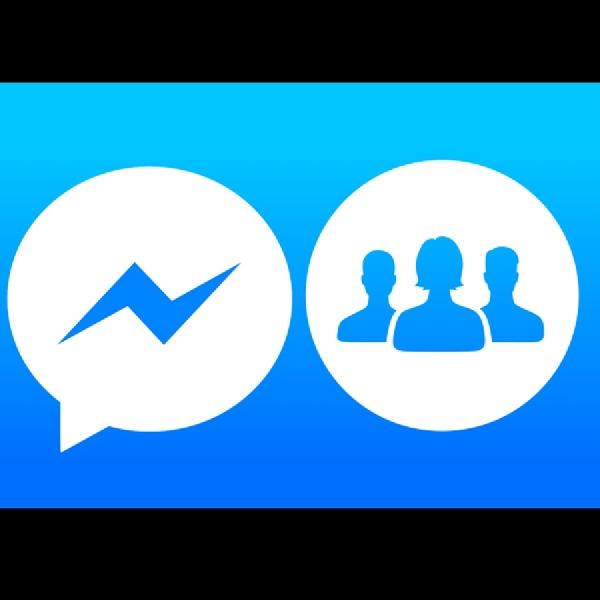 Chat Group Facebook Sekarang Bisa Sampai 250 Orang