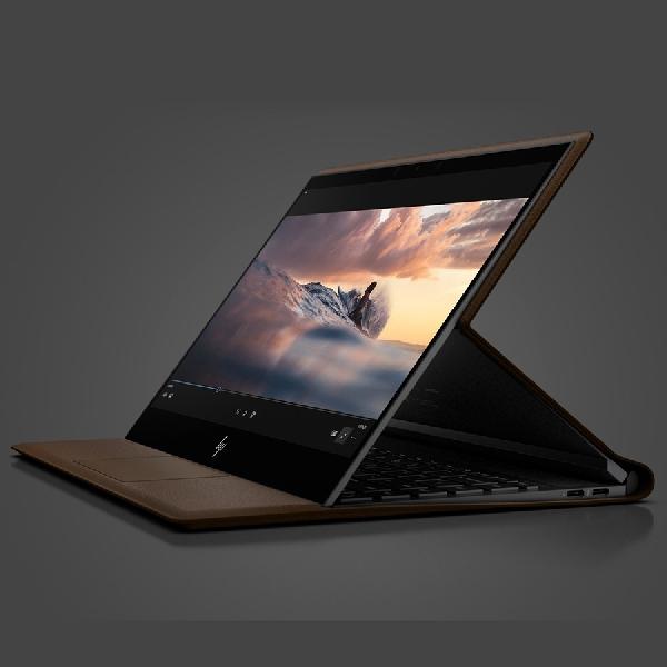 Perkenalkan! HP Spectre Folio, Laptop dalam Balutan Kulit