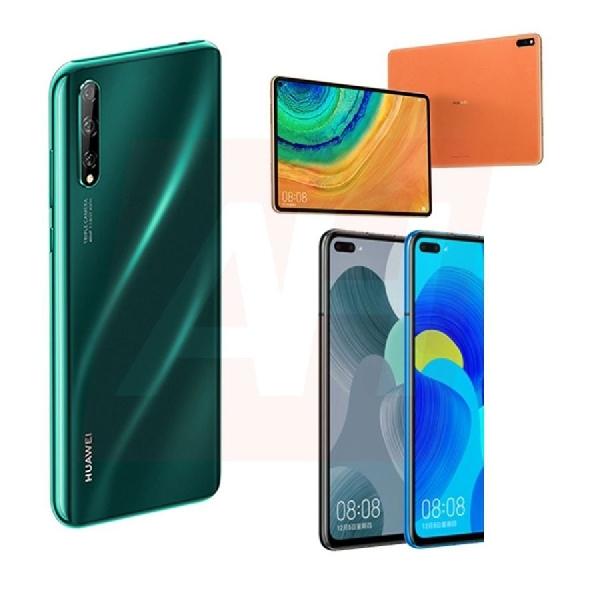 Bocoran Huawei P Smart 2020, Nova 6, MatePad Pro Muncul di Internet