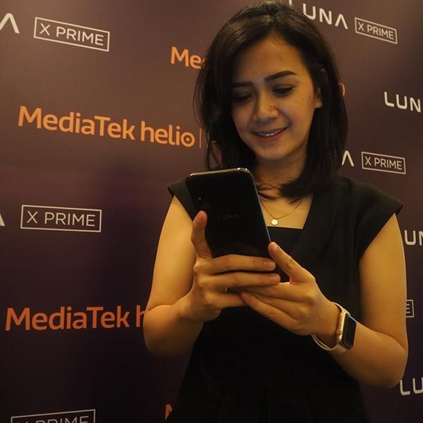 Dukung Asian Games, Luna Bakal Hadiahkan Ponsel Gratis ke Pemenang