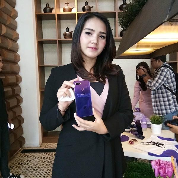 Oppo F9 Starry Purple Resmi Hadir. Ini Dia Harganya!
