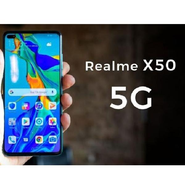 Realme X50 5G Akan Segera Rilis  25 Januari 2020!