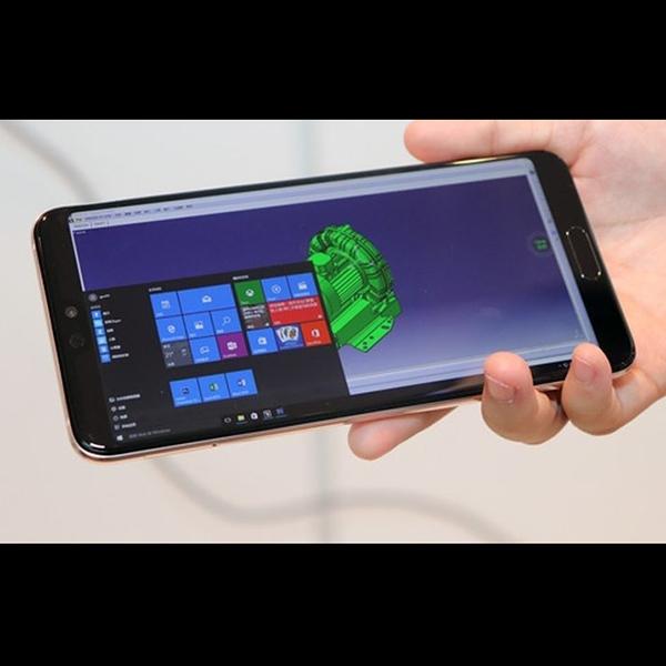 Huawei Buka Kemungkinan Jalankan Windows 10 di Ponselnya