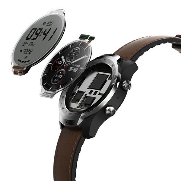 Ticwatch Pro, Smartwatch dengan Dua Layar