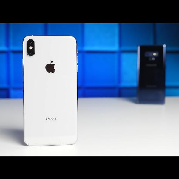 Membandingkan Kecepatan iPhone Xs Max Dengan Galaxy Note 9