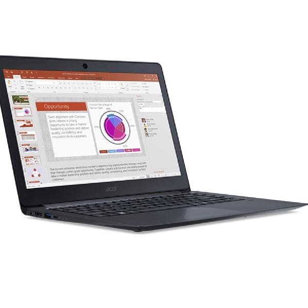 Berbodi Langsing, Ini Laptop Baru Acer