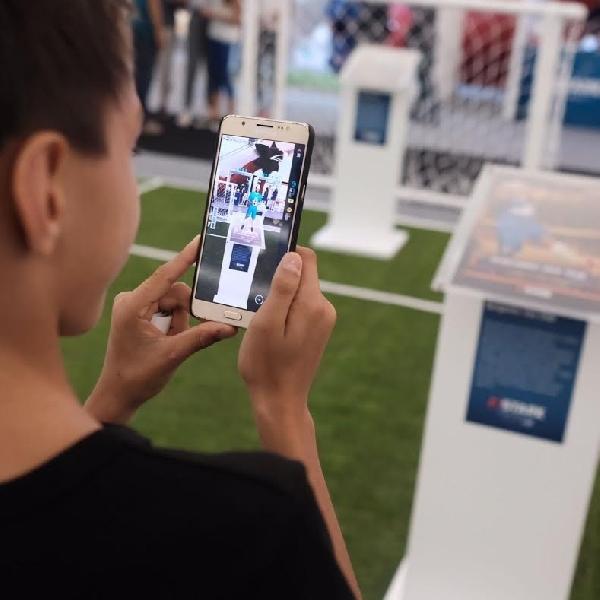 Ini Mobile Gaming Berbasis AR Pertama di Indonesia