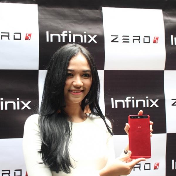 Akhirnya Infinix Daratkan Zero 5 di Indonesia