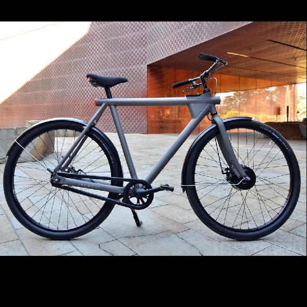 Vanmoof Electrified S, Sepeda Pintar dengan Sistem Pengaman Tanpa Kunci Sungguhan