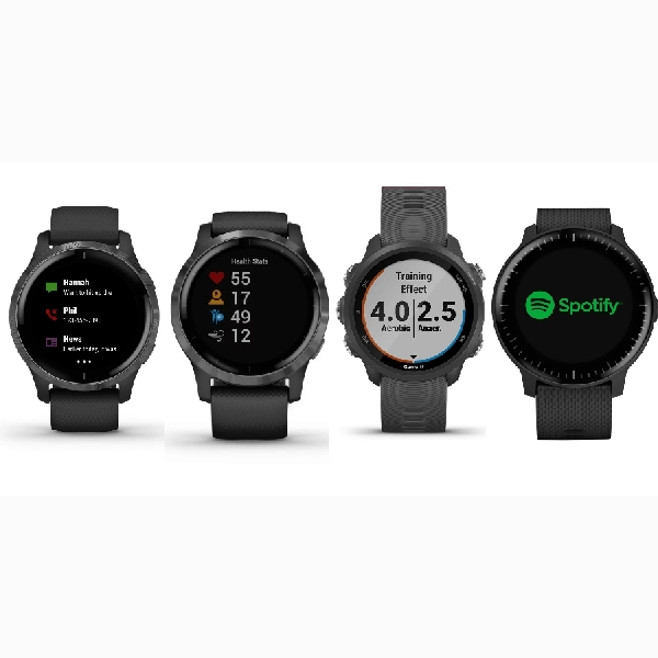 Garmin Venu, Smartwatch Multisports dengan AMOLED Display