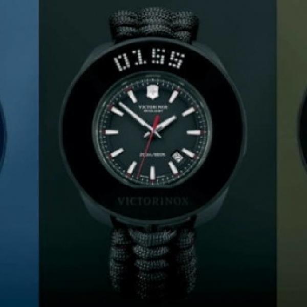 Victorinox Cybertool Mampu Ubah Jam Biasa Jadi Smartwatch