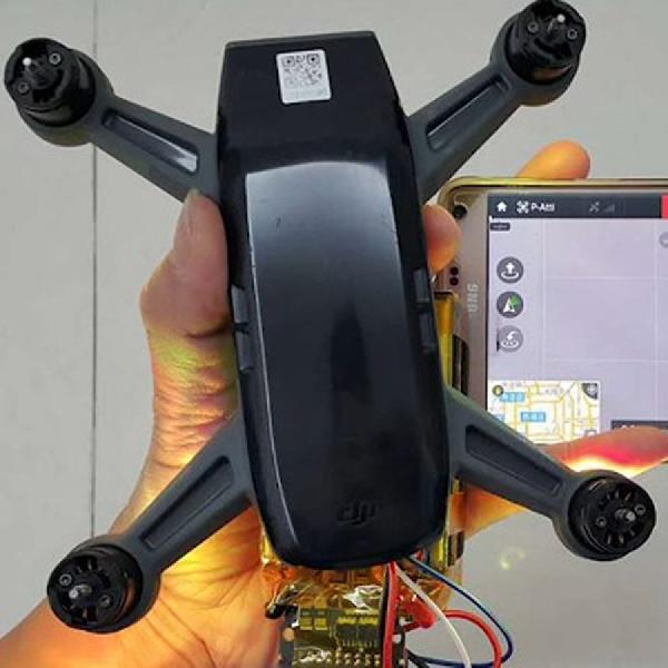 Video Hands On DJI Spark, Drone Mungil dengan Kamera Gimbal 2 Axis