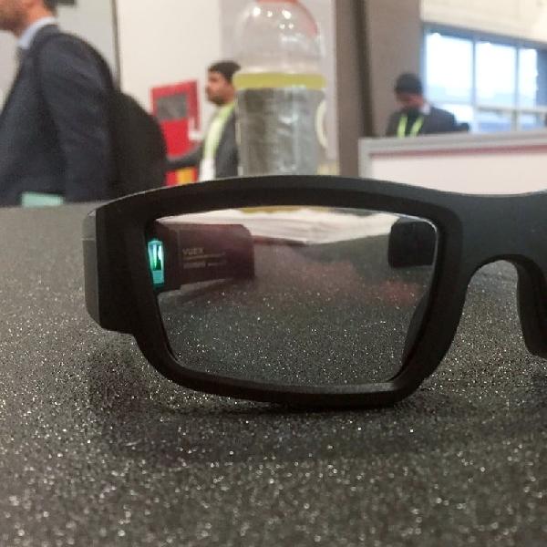 Blade Vuzix, Smartglasses Dambaan Google