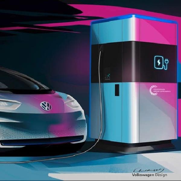 Semester II 2019, VW Tawarkan Teknologi Pengisian Cepat EV Secepat Charging Smartphone