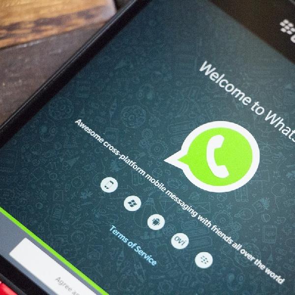WhatsApp Siap Ucapkan Selamat Tinggal pada BlackBerry