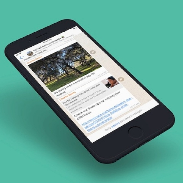 WhatsApp Beta Teranyar Perkenalkan Fitur Impor Obrolan Baru