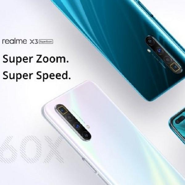 Realme Rilis X3 SuperZoom, Narzo, Realme Watch, dan Buds Air Neo Ini Spesifikasi dan Harganya