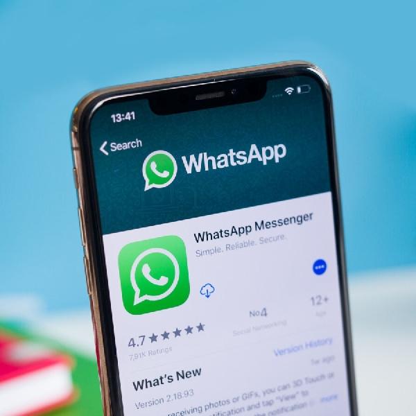 Whatsapp Perkenalkan Fitur Baru 'Bisu Selamanya'
