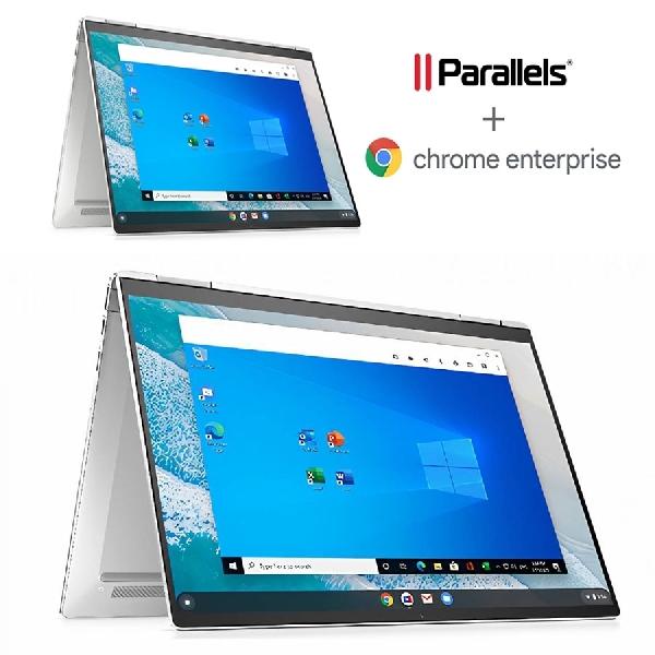 Dengan Parallels Desktop, Windows Apps Bisa Jalan di Chromebook