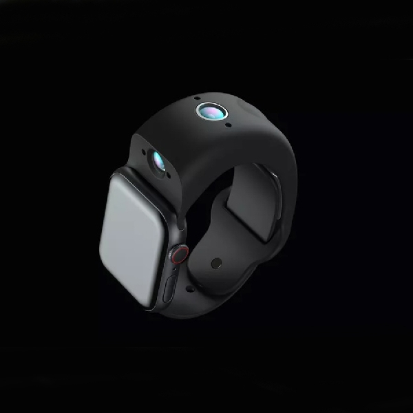 Wristcam, Tali Apple Watch yang Dilengkapi Kamera
