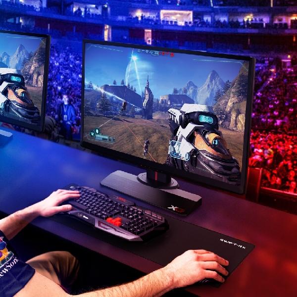 Manjakan Gamers, ViewSonic Luncurkan Monitor Spesial Gaming
