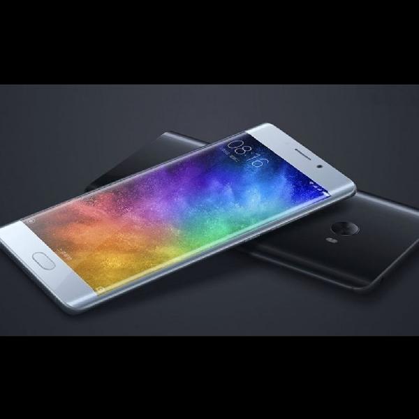 Xiaomi Mi Note 2 Special Edition RAM 6GB Luncur, Harga Lebih Murah