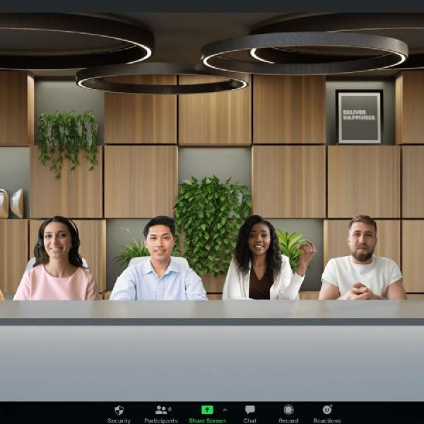 Zoom Ingin Telekonferensi Pengguna Tidak Membosankan