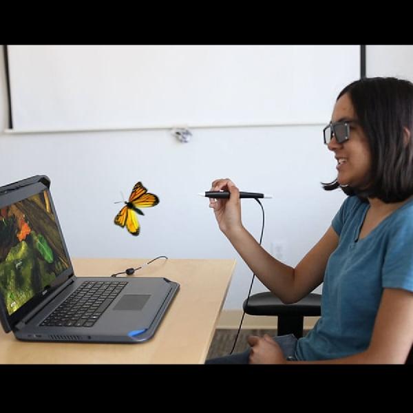 Laptop ZSpace Mendekatkan Dunia Pendidikan pada Teknologi Mixed Reality