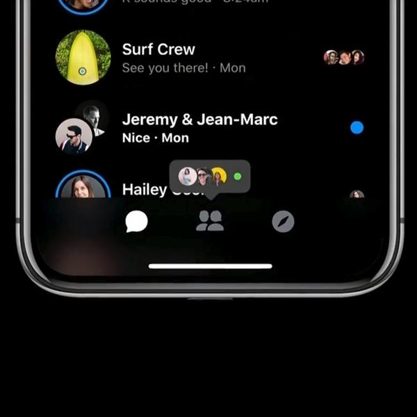 Cara Aktifkan Dark Mode di Facebook Messenger
