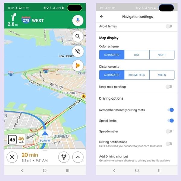 Cara Mudah Mengaktifkan Fitur Speedometer Google Maps