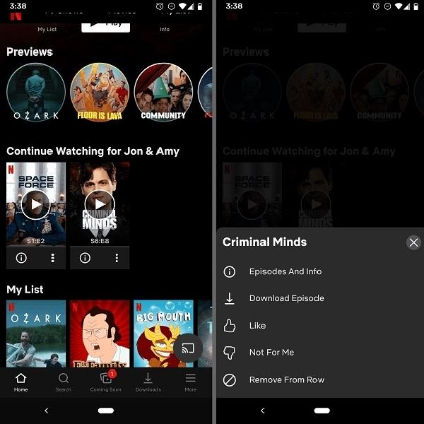 Cara Hapus Daftar Continue Watching di Netflix