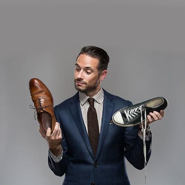 Panduan Tips Memilih Sepatu Terbaik Untuk Pria