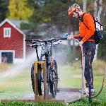 Habis Gowes, Jangan Lupa Cuci Sepeda