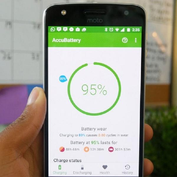 Begini Cara Mudah Menghemat Baterai di Ponsel Android