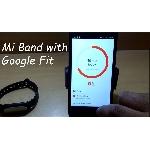 Begini Cara Memasangkan Mi Band dengan Google Fit