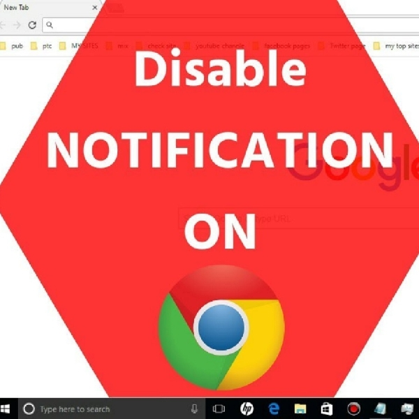 Cara Hilangkan Web Notification Mengganggu di Chrome