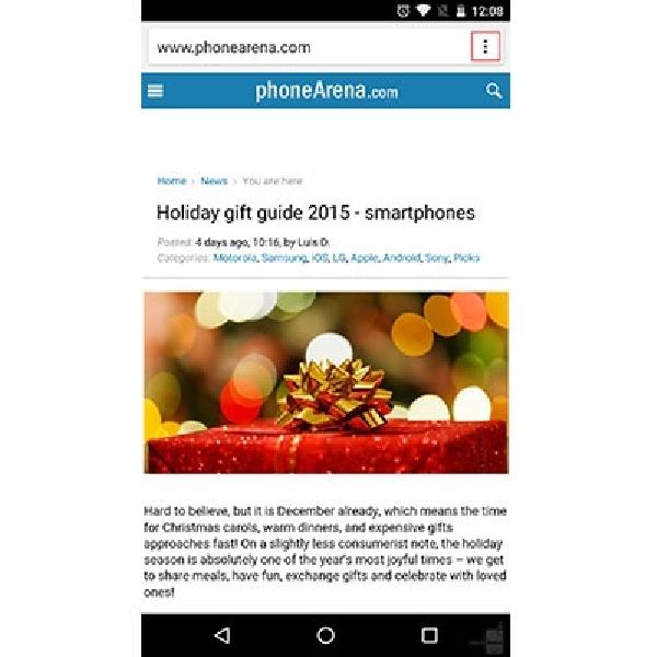 Cara Simpan Halaman Web di Android untuk Dibaca Offline