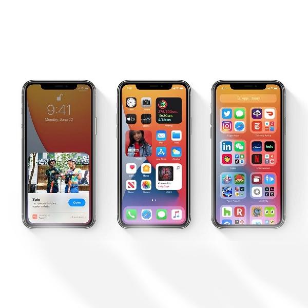 Tunda Untuk Mengunduh Apple iOS 14