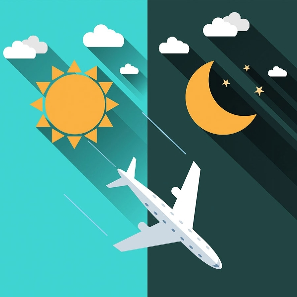 Simak 5 Cara Untuk Mengatasi Efek Jet Lag
