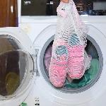 Karantina, Jangan Malas Mencuci Sepatu