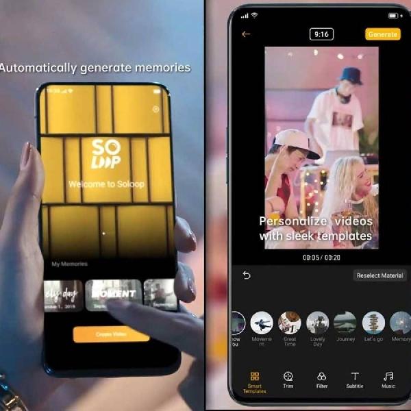 Membuat Video dengan Aplikasi Soloop, Video Editor Bawaan Oppo