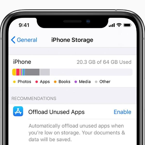 Cara Memaksimalkan Penyimpanan iPhone dan iPad
