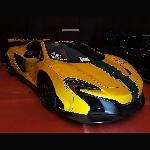 Deretan  Supercar McLaren dan GT-R Mejeng di Final BlackAuto Battle 2018 Surabaya