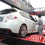 Adu Kuat Mesin  di Black Auto Dyno Test Berlangsung Menegangkan