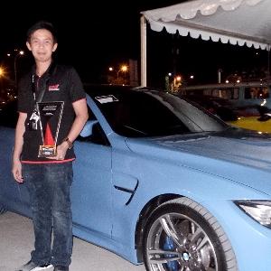 Twin Master Class, Alex Hamdani Rajai Dyno Test BAB Makassar 2018