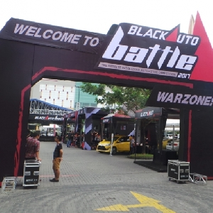 BlackAuto Battle 2017 Kembali Guncang Kota Solo