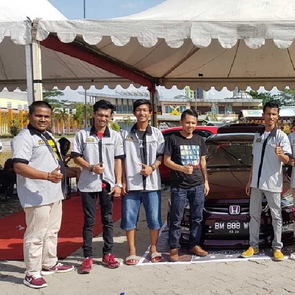 Next Generation Community Pekanbaru Bidik The Champ di BlackAuto Battle 2017 Pekanbaru