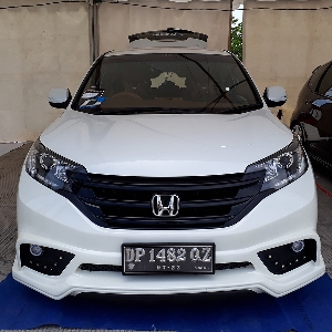 Modifikasi Honda CRV - ICE On The Wheels