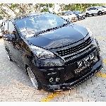 Avanza Veloz Customized Raih Gelar King Of Black 2018 Solo