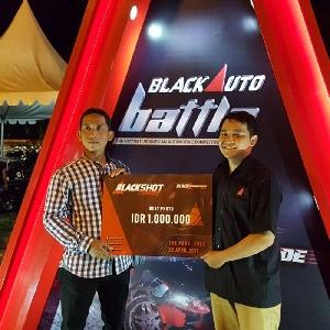 BlackAuto Battle 2017: Inilah Pemenang BlackShot Challenge 2017 di Kota Solo